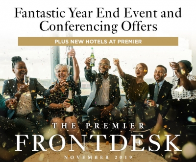 FANTASTIC YEAR END OFFERS AT PREMIER HOTELS